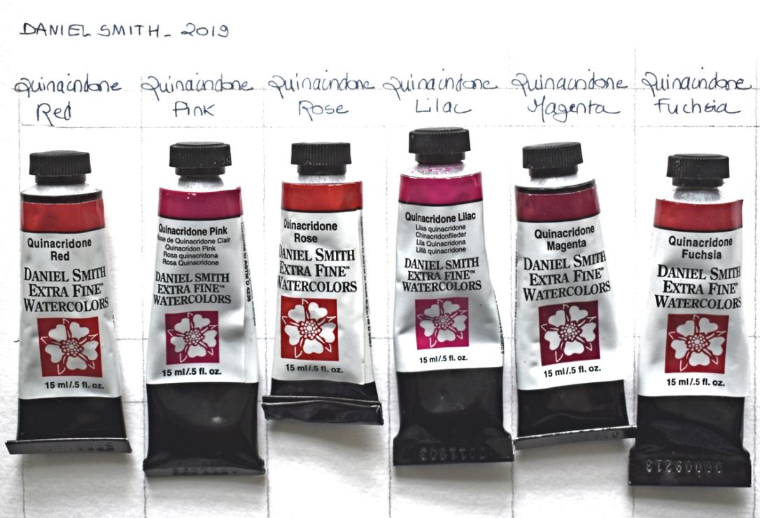 DS pinks:magentas tubes photo blog
