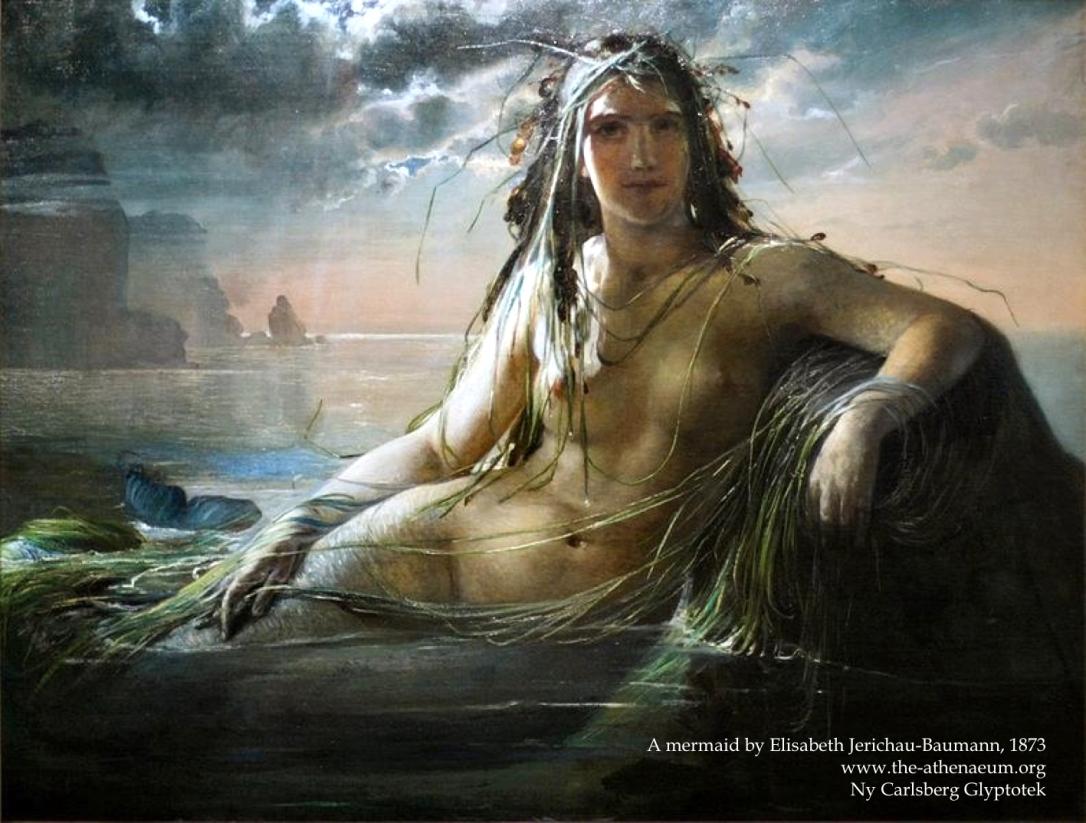 YT mermaid E Jerichau-Baumann with credits